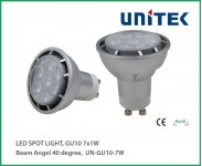 Economic PC/ AL_LED Spot Light