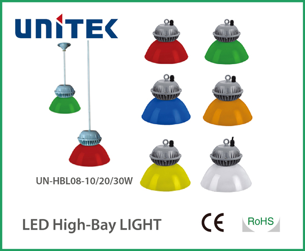 LED Low/ High Bay UN-HBL08 Series_AL PC