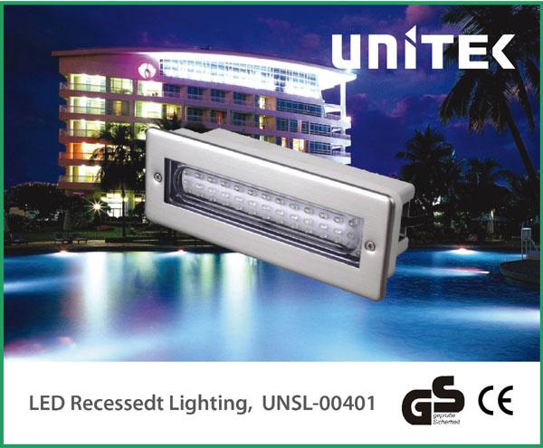 Modern SMD3528_LED Step Light