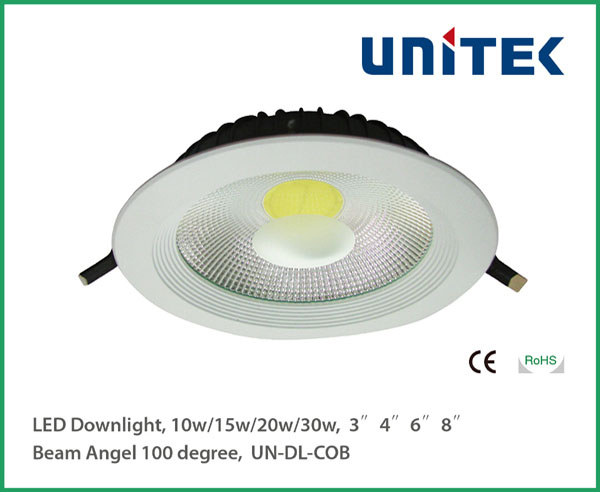 Patent Reflector COB LED Down Light