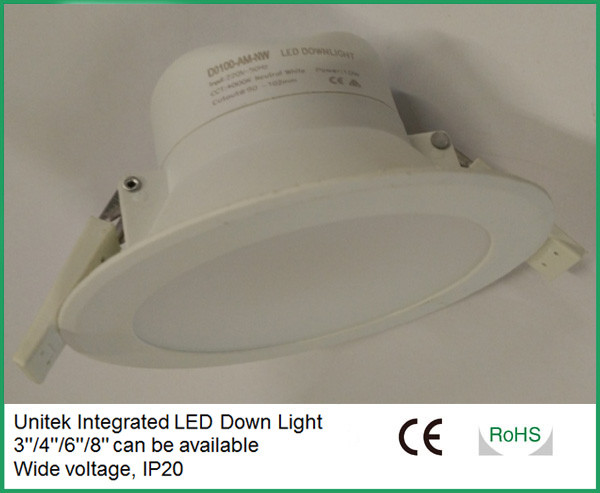 Integrated LED Down Light