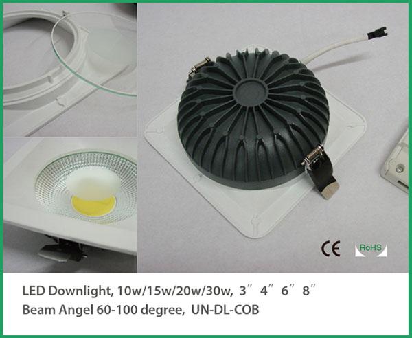LED COB Down Light_4