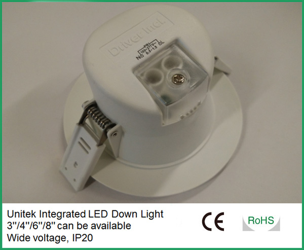 Integrated LED Down Light_2